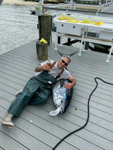 Ralph's Tackle Blue Fin Tuna 125-150 Pou