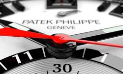 Patek Philippe 3D CGI Watch