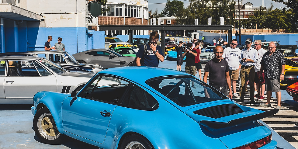 Classics and Cake + The Brentford Project Open Day