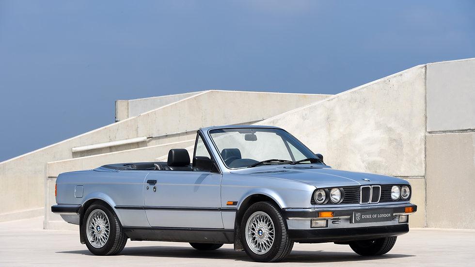 1990 BMW E30 320i Auto