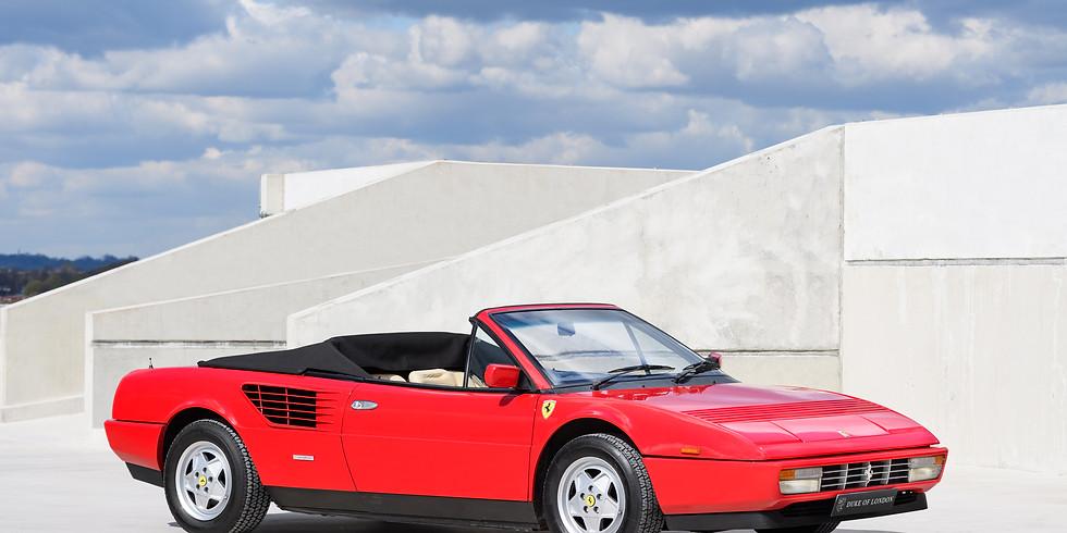 Italian Classic and Supercar Night