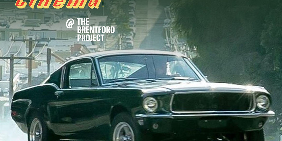 Duke's Drive-In Cinema: Bullitt (PG)