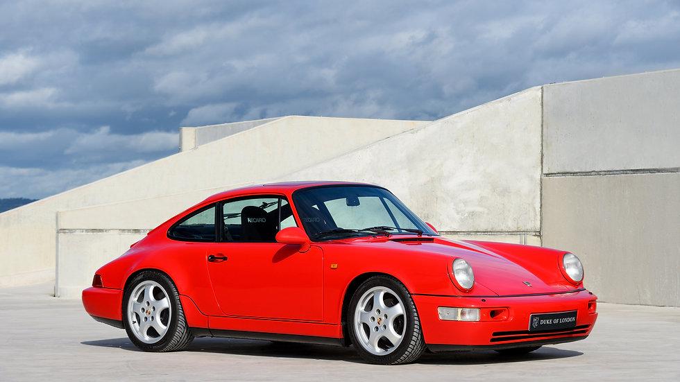 1990 Porsche 964 Carrera 4 Manual