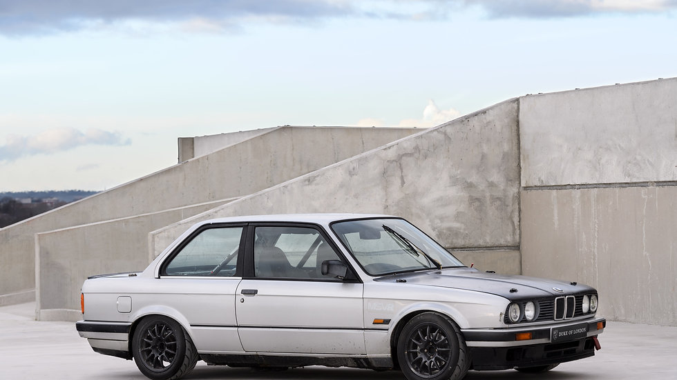 1990 BMW 325i 2 door manual track car