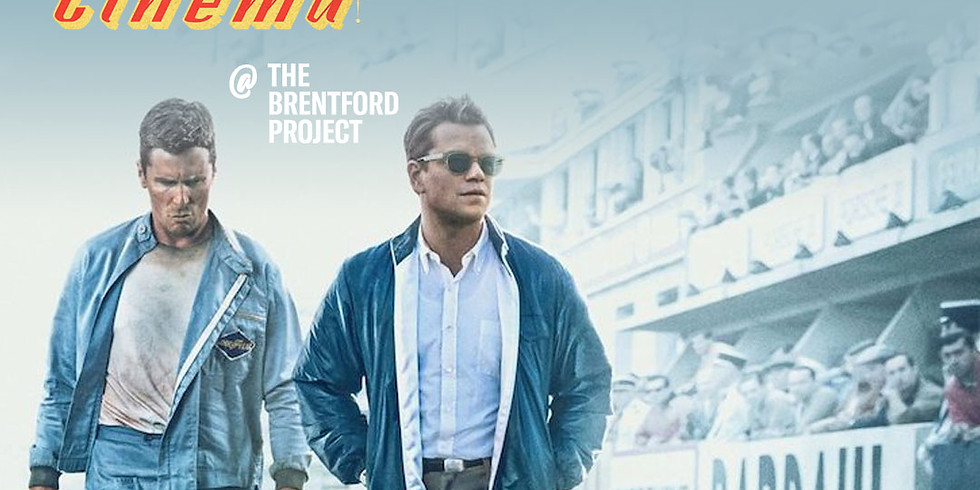 Duke's Drive-In Cinema: Ford vs Ferrari (12A)