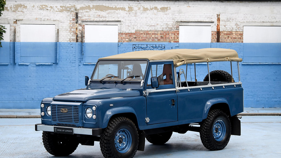 2011 Land Rover 110 Defender