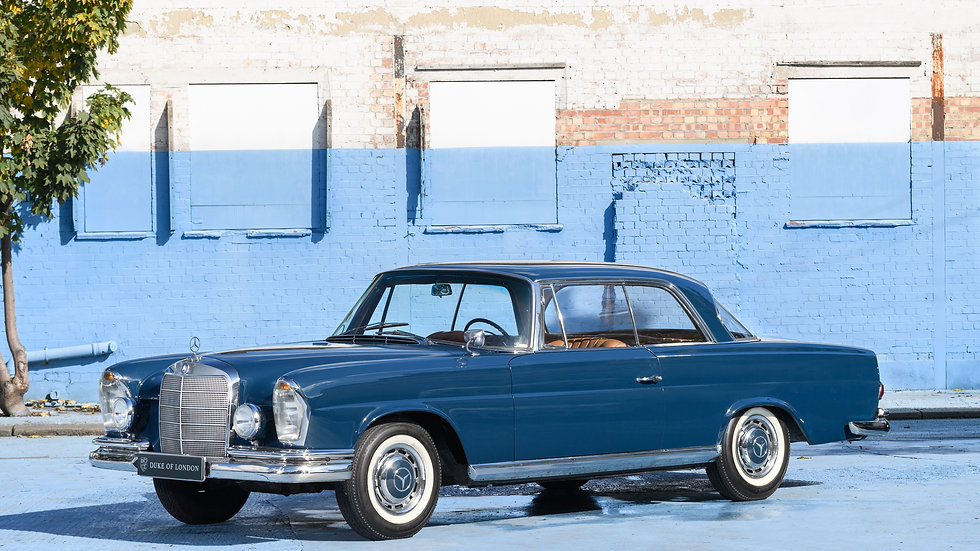 1962 Mercedes-Benz 220 SEB