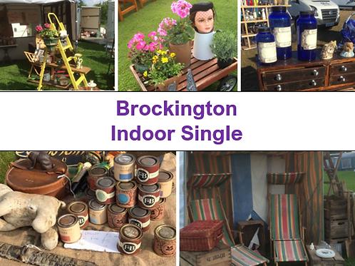 Brockington Single Pitch