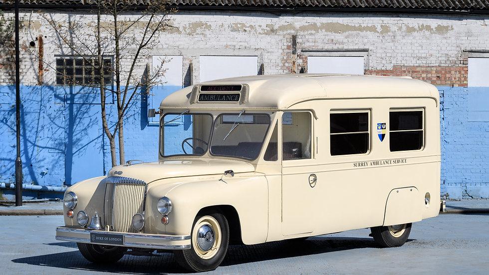 1951 Daimler DC 27 Ambulance