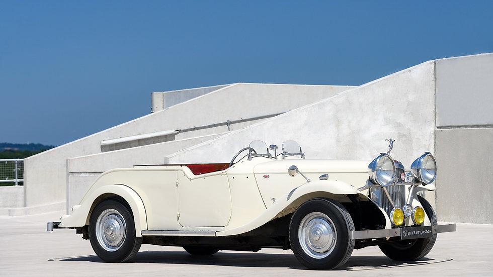 1947 Alvis TA14 Sport Tourer