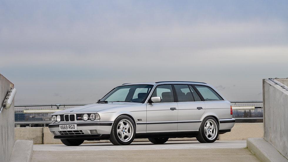1992 BMW E34 M5 Touring