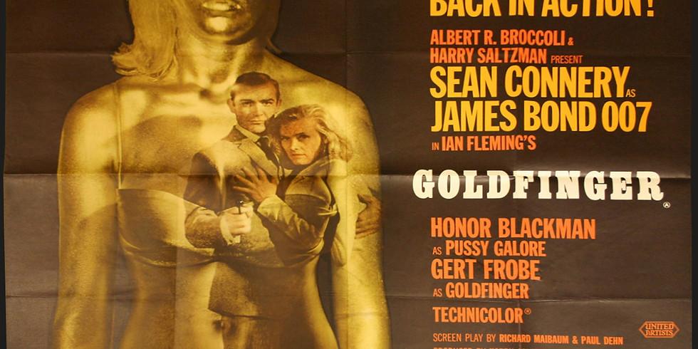 Duke's Drive-In Cinema: Goldfinger (PG)