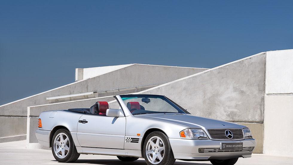 1995 Mercedes-Benz R129 SL320 Mille Miglia Edition