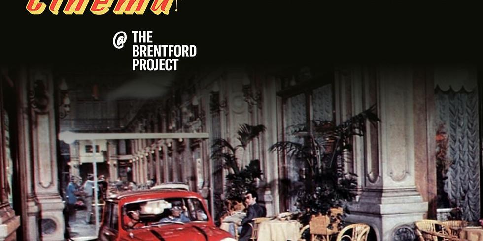 Duke's Drive-In Cinema: The Italian Job 1969 (PG)