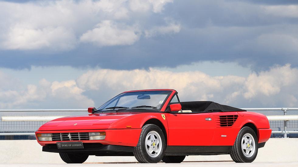 1988 Ferrari Mondial 3.2 QV Cabriolet