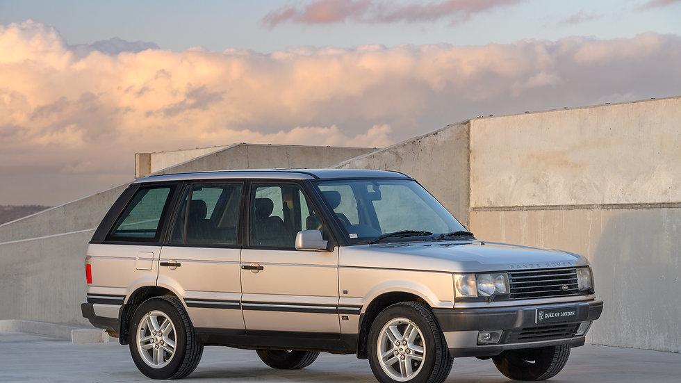 2001 Range Rover P38 4.6 V8