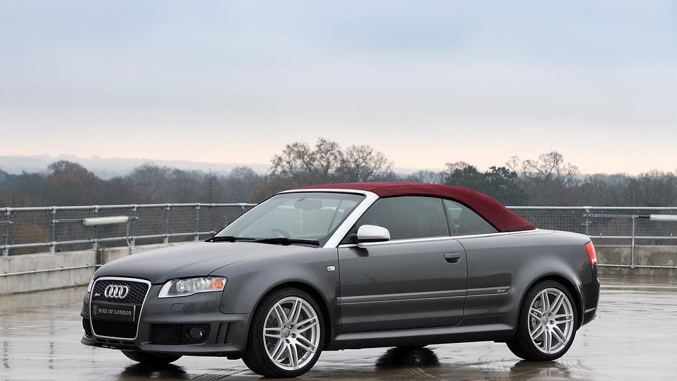 2006 Audi RS4 Cabriolet