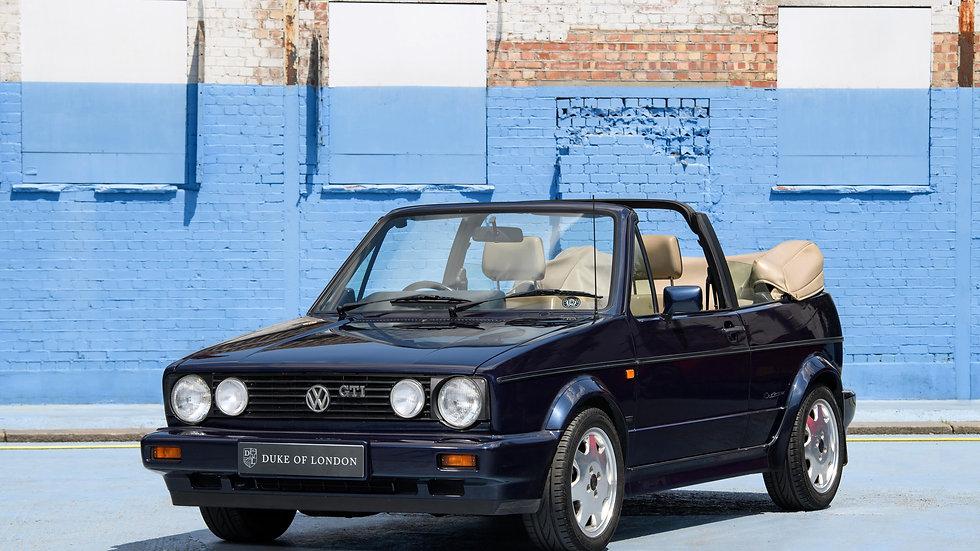 1992 Volkswagen Golf GTI Rivage