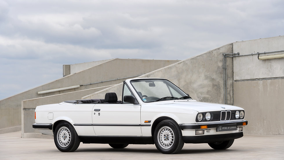 1990 BMW 320i Cabriolet Auto