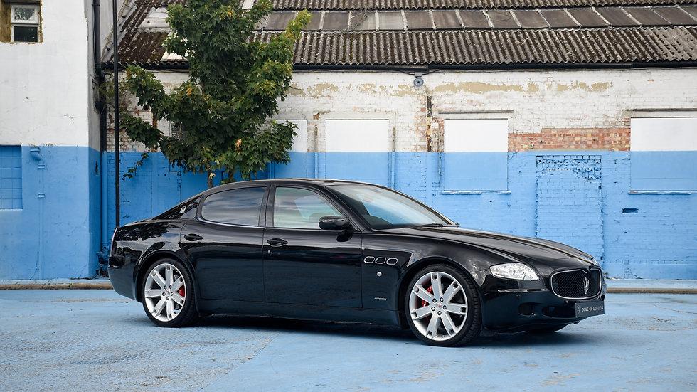 2008 Maserati Quattroporte Sport GTS