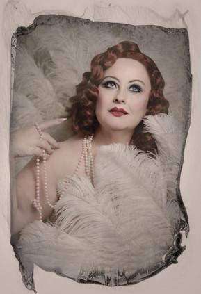 Lady le Fue Postcard Dames 20200118-0276