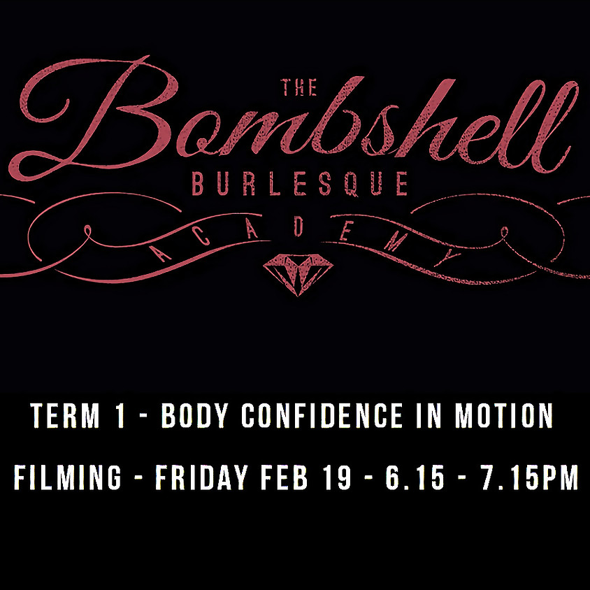 TERM 1 - BODY CONFIDENCE IN MOTION