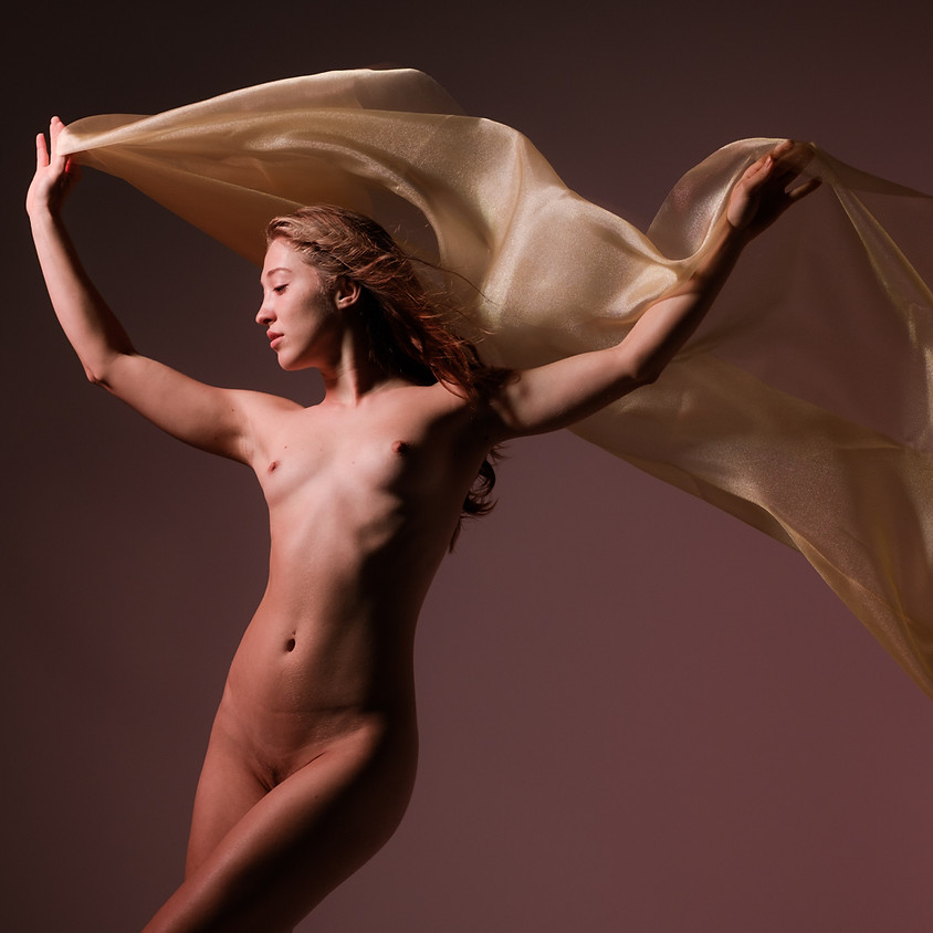 Artistic Nude - Mastering One Light