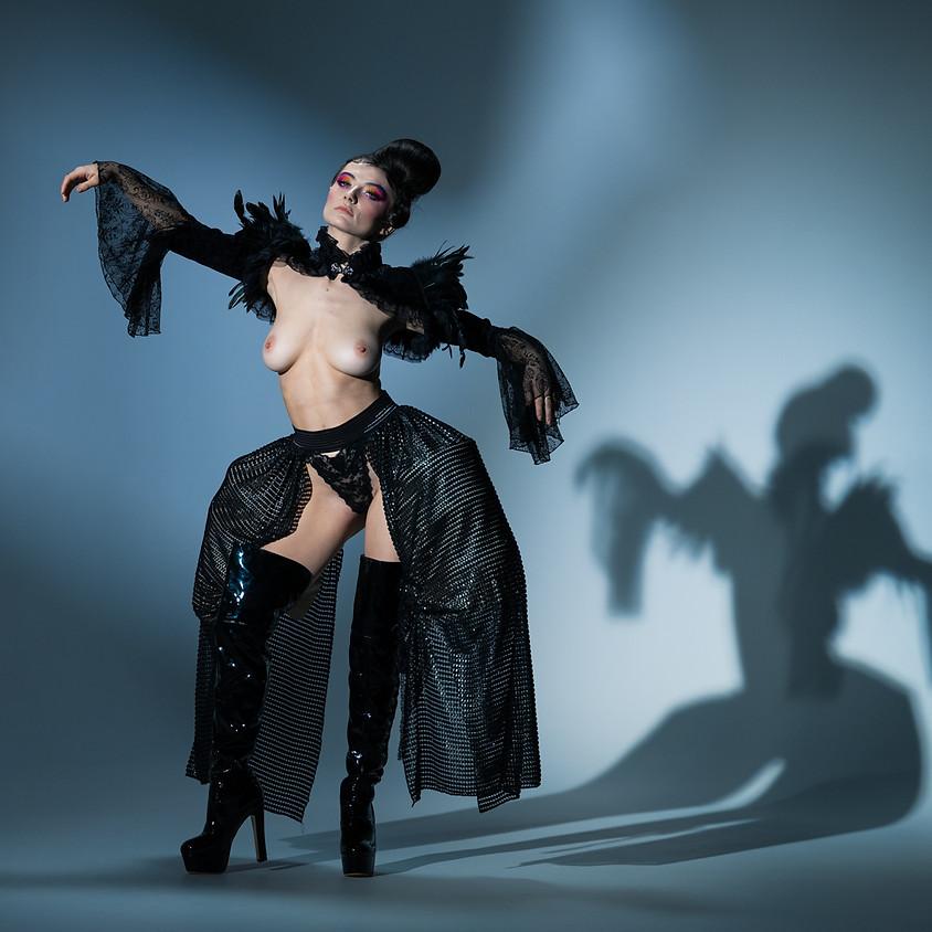 Avante-Garde Fashion Nude Workshop