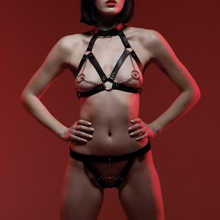 Fetish Nude Workshop with Ivy Rose Raven (Brisbane)