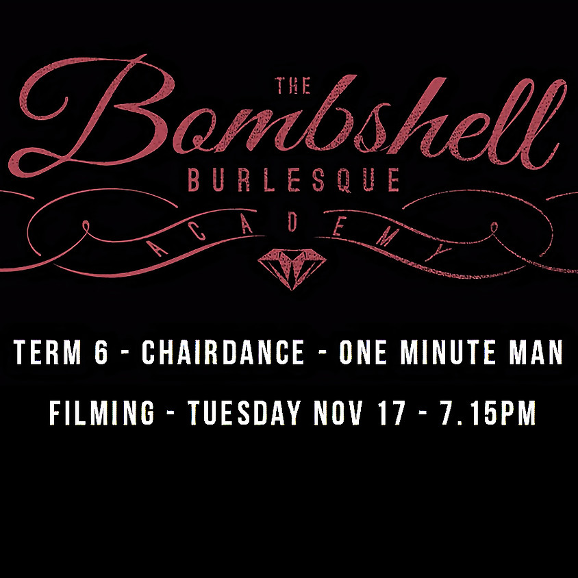 TERM 6 - CHAIRDANCE - ONE MINUTE MAN