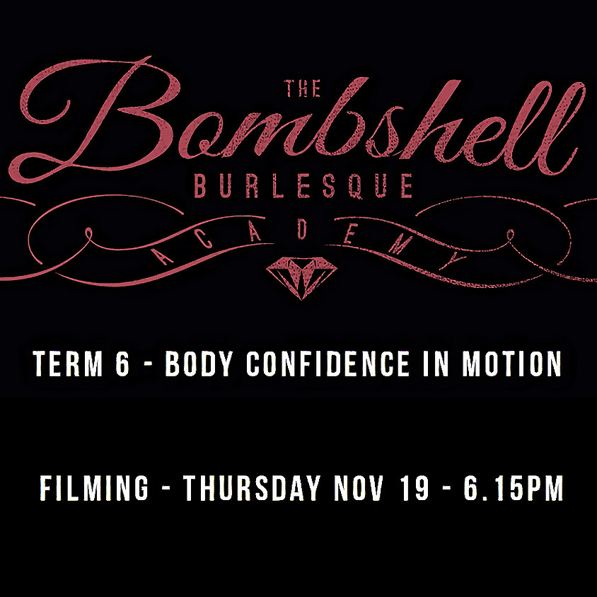 TERM 6 - BODY CONFIDENCE IN MOTION