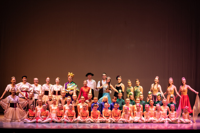 Little Mermaid Ballet '19