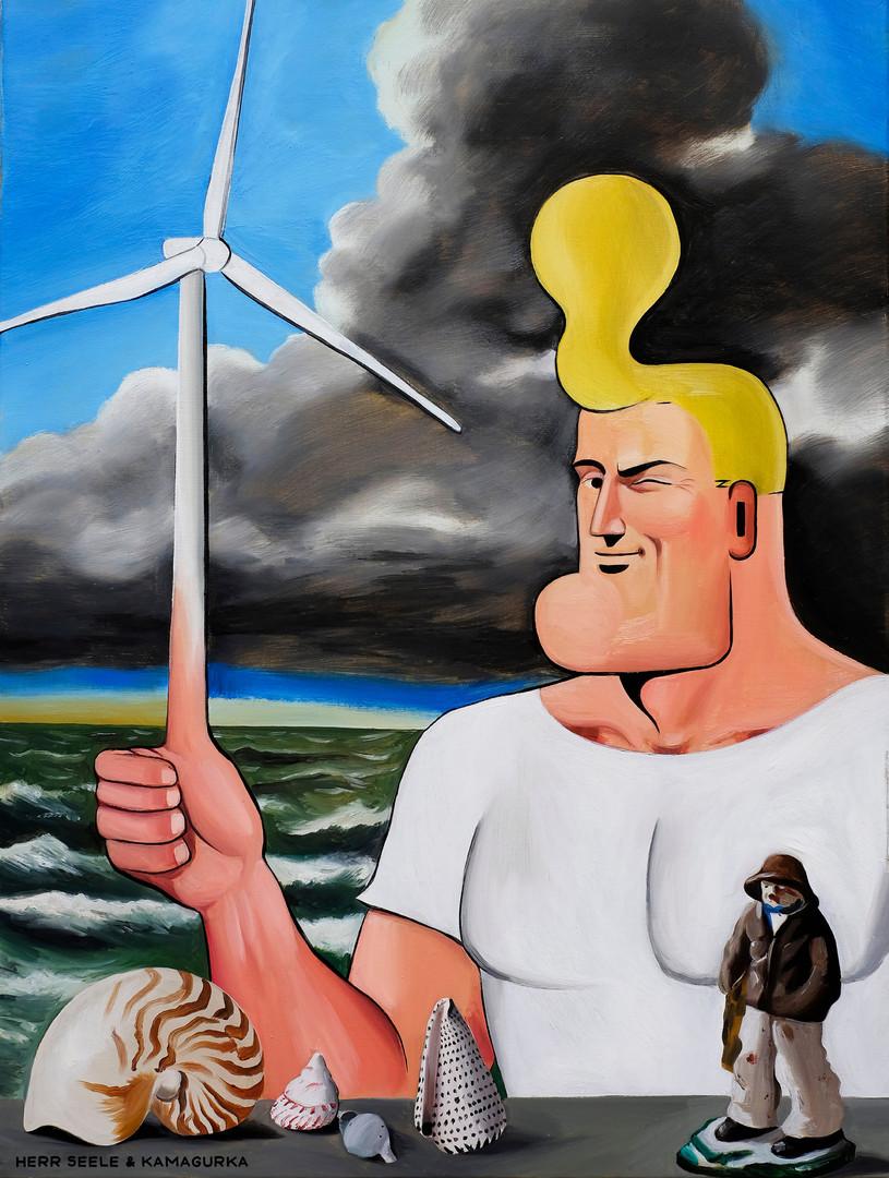 Windkrachtig België