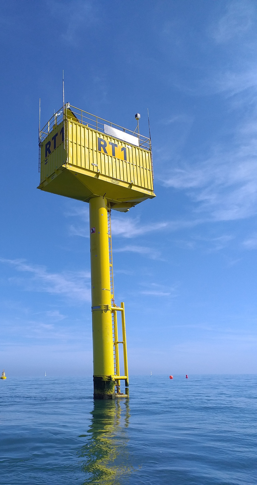 Maritime innovation and development platform Blue Accelerator.