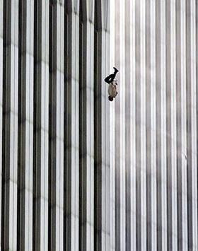 The Falling Man of 9/11