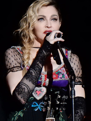 Madonna Versus the Patriarchy