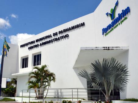 Prefeitura de Parnamirim abre seleção para 30 vagas; veja salários e cargos