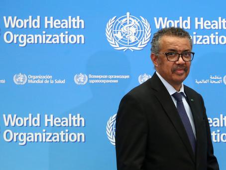 OMS diz que Covid-19 é, de longe, pior emergência global de saúde