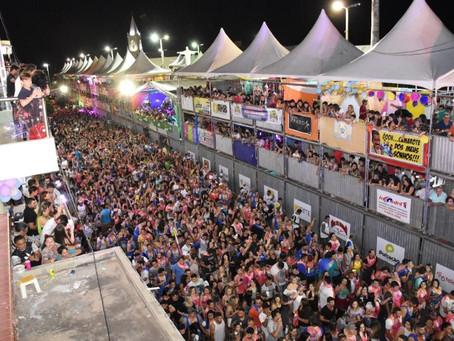 Maior carnaval fora de época do interior do RN é confirmado para novembro