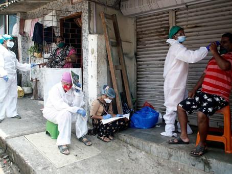 Índia ultrapassa Brasil e se torna o segundo país com mais casos de coronavírus