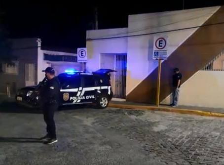 Polícia Civil prende suspeito de estupro de jovem com deficiência em Macaíba