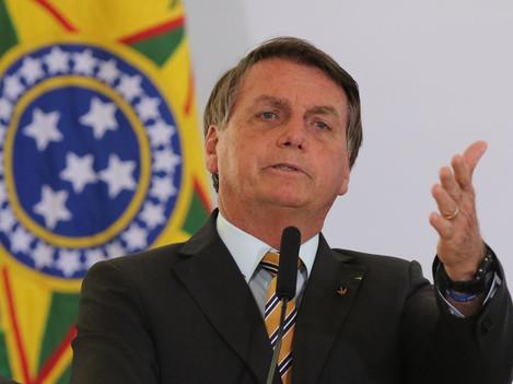 """""""Quanto mais pobre o estado, mais gordo é o governador"""", diz Bolsonaro"""