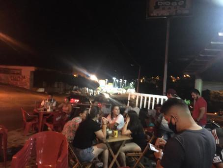 Diogo Bar é fechado por desrespeitar decreto em Encanto/RN