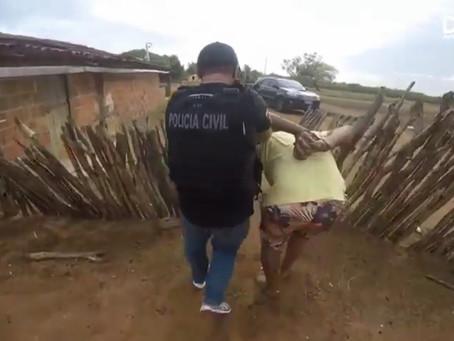 Suspeito de envolvimento em morte de PM no Ceará é preso em Apodi/RN