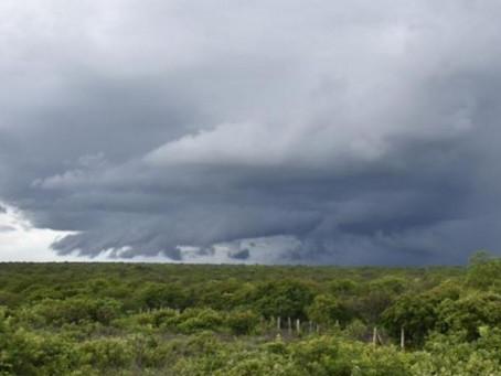 Seridó registra chuvas de mais de 140 mm em vários municípios nas últimas horas