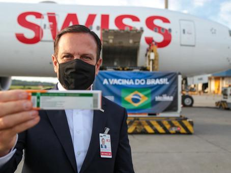 RN negocia aquisição da vacina Coronavac com Governo de SP