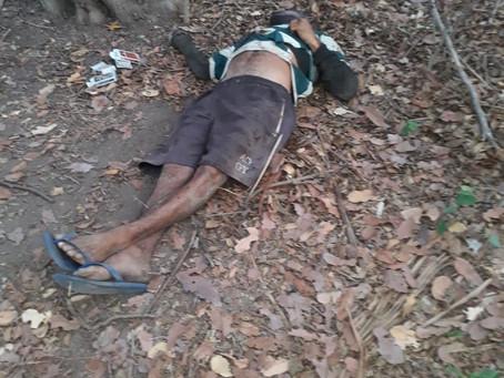 Homem é encontrado morto em comunidade rural de Felipe Guerra/RN