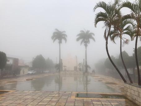 Inmet publica alerta de fortes chuvas para 28 cidades do RN; veja lista