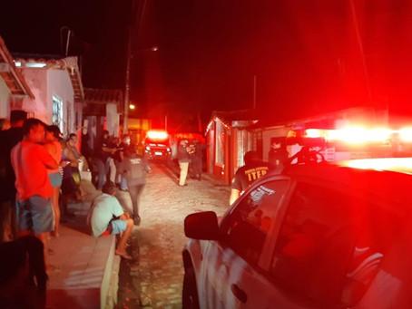 Homem morre e bebê de 8 meses é baleada em Macaíba/RN