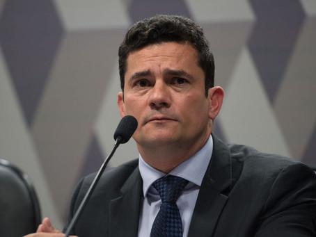 Sergio Moro está fora da disputa pela Presidência da República